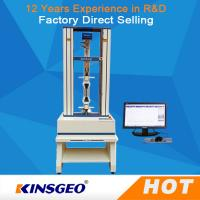 Quality 2KN Leather Tensile Shear Leather Testing Equipment With Micro Computer Display wholesale