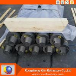 Quality Needle Coke Coal Graphite Electrode Low Ash / Conductivity For Stleel Kiln wholesale