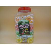 Quality Green Low Fat Healthy Hard Candy Strawberry / Raspberry Taste For Holiday wholesale