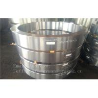 Quality Large Stainless Steel Forging F304 F316 F51 F53 F55 F60 F321 F316Ti Hot Rolled Ring wholesale