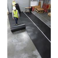 Quality 2mm 3mm 5mm black corfute floor protection sheet , Temporary Protection wholesale