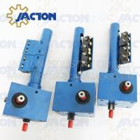 High-performance JTC150 150kn sluice gate lifting screw system with worm gear jack design
