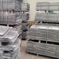 Quality High High Rib Expanded Metal Lath 0.5mm for Building Partition wholesale