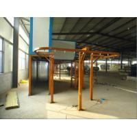 Quality Powder Spray Coating Line With Suspension Conveyor Chains For Metal Coating Machinery wholesale