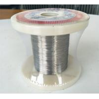 China 8020 Via 0.03mm - 8mm Nichrome Alloy For Electric Heating Element 1200℃ 2190°F on sale