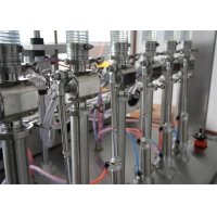 Quality Linear Type Viscous 0.5KW Automatic Liquid Filling Machine Cosmetic Cream wholesale