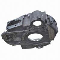 Buy cheap Flywheel housing by gravity casting and machining from wholesalers