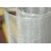 Quality Aluminum Alloy Bug / Fly Screen Mesh Low Melting Point For Window And Filter wholesale