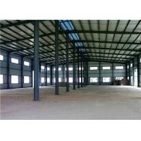 Quality Industrial shed design prefabricated building big steel structure warehouse wholesale