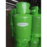 Quality Kitchen Empty Gas Cylinders Residential Propane Tanks With 26.5L Capacity wholesale