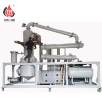 Quality 85% High Recycling Rate Waste Engine Oil Vacuum Distillation Equipment For SN150 Base Oil wholesale