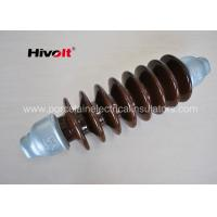 Quality 46 KV Station Post Insulators , Suspension Type Insulator Self Cleaning wholesale