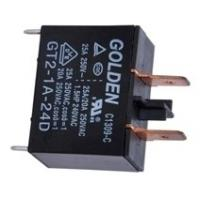 Buy cheap GK-D JQX-105F-1 40A 12V DC Power Relay Normally Closed Relay OEM product