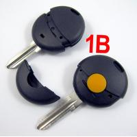 Quality Mercedes Benz Smart Remote Key Shell, 1 Button Car Key Blanks For Benz wholesale