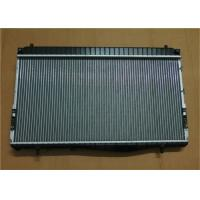 Cheap Optra Lacetti Daewoo Mt Automotive Radiators 96553378 With Black Plastic Tank for sale
