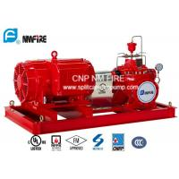 China Horizontal Electric Motor Driven Fire Pump 311 Feet / 95 Meter Energy Savings on sale