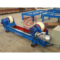 Buy cheap Lead Screw Adjustable Type Pipe Turning Rolls With France Schneider Inverter 20T product