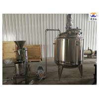 China peanut butter grinding machine on sale