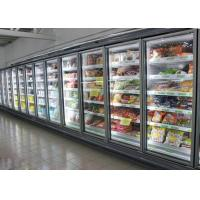 Buy cheap Ice Cream / Frozen Food Multideck Display Fridge Freezer With Ventilated Cooling System from wholesalers