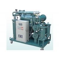 Quality Transformer Oil Regeneration System , Waste Oil Recycling Equipment As Dehydration Plant wholesale