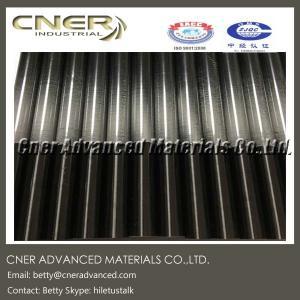 3K glossy carbon fibre gutter pole