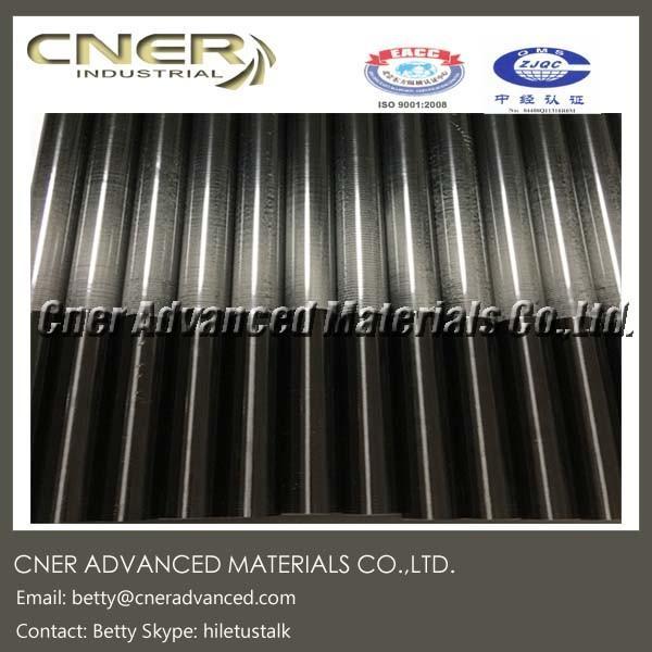 Cheap 3K glossy carbon fibre gutter pole for sale