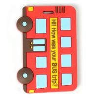 China Promotion and Advertising High Grade quality gift of PVC Baggage Tag on sale