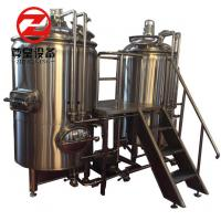 Quality 600L 800L 1000L Stainless steel beer brewingequipment commercial beer brewing equipment micro brewery plant wholesale