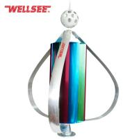 Quality WELLSEE solar wind system vartical axis wind turbine 400W wholesale