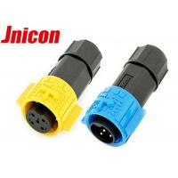 Quality Waterproof 5 Pin Male Female Connector Assembly Type For Landscape Lights wholesale