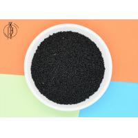 Quality KOH Impregnated Activated Carbon Charcoal Pellets For H2S Removal Gas Treatment wholesale