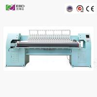 Quality High Speed 4 Colors Quilting Embroidery Machine Working Width 2850mm wholesale