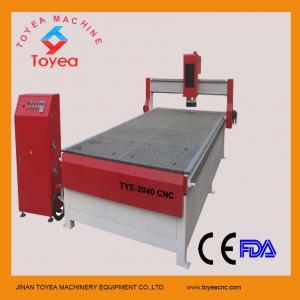 China CNC Woodworking machine with servo motor strong machine body TYE-2040 on sale