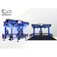 Quality Manufacturer VR CS Arcade Games Gun Shooting Range Simulator VR Space For VR Theme Park wholesale