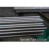Quality Polished Stainless Pipe 240G Sanitary Stainless Tubing  2'' X 0.065'' X 20' wholesale