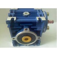 Quality RV series worm gear speed reducer with low price and nice wholesale