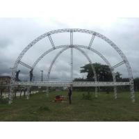 Quality 16m Span Outdoor Aluminum  Stage  Truss For Concert Truss , Corrosion Resistance wholesale