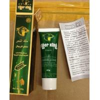 Quality Tiger King Male Enhancement Cream , Healthy Herbal Sex Delay Cream wholesale