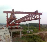 Quality JQG 400T-45M Beam Launcher/ Launcher gantry crane for highway/bridge wholesale