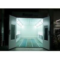 Quality Infrared Ramp Auto Paint Booth Pressure Protect Device Converter Adjustment wholesale