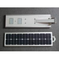 Quality All in one Outdoor Led Street Lights 25 watt  Solar Powered wholesale