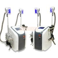 Cheap 5 in 1 Coolsculpting vacuum cavitation rf fat removal cryolipolysis body slimming machine Weight Loss Equipment for sale