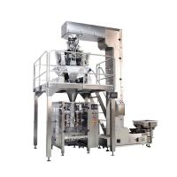 Buy cheap Nuts / Hardware / Rice Granule Packaging Machine With Multi Heads Weigher from wholesalers