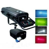 Quality 6-colors Rainbow Effect 2500w Stage Follow Spotlights With Electronic Control wholesale