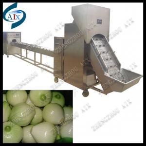 Quality onion processing machinery onion peeling machine wholesale