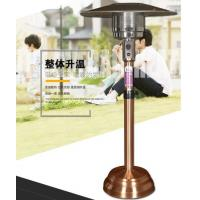 Quality 46000 BTU Natural Gas Outdoor Patio Heater , Big Outdoor Heater With Thermostat wholesale