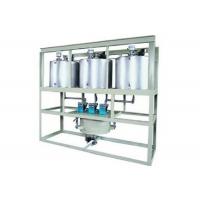 Quality Chemical Oil Agent Automatic Batching System wholesale