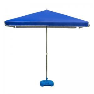 Quality Garden 8 Ribs Free Standing Patio Umbrella With Push Button Tilt Crank wholesale