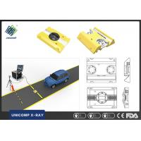 Buy cheap UVS Security System Locate Explosives , Guns , Attached Packages  Vehicle Optical Inspection System from wholesalers
