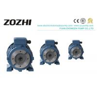China Energy Saving Hollow Shaft Motor Electric Aluminum 60HZ High Starting Torque on sale